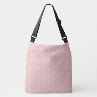 Sac Ajustable Arbres de Noël - rose (2)
