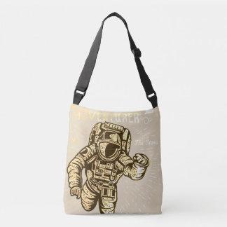 Sac Ajustable Astronaute d'aventure de l'espace de Fourre-tout