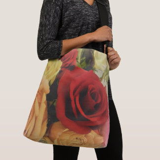 Sac Ajustable Belle conception d'impression de photo de roses