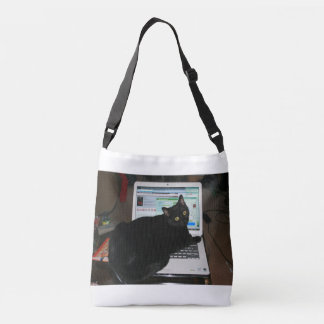 Sac Ajustable Chat d'ordinateur
