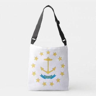 Sac Ajustable Conception de drapeau d'ÎLE DE RHODE -