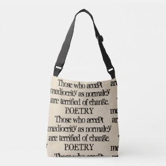 Sac Ajustable Écrivez votre poésie…