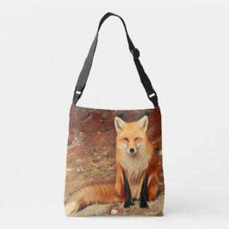 Sac Ajustable Fox rouge