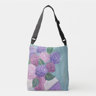 Sac Ajustable Hortensias mous
