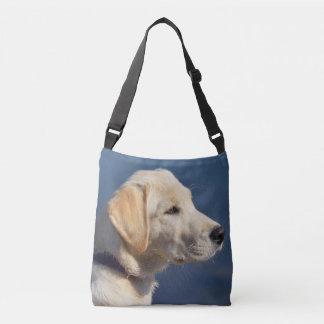 Sac Ajustable Labrador retriever jaune