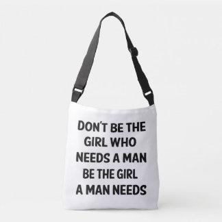 Sac Ajustable Le féminisme, puissance de fille, succès, rêves,