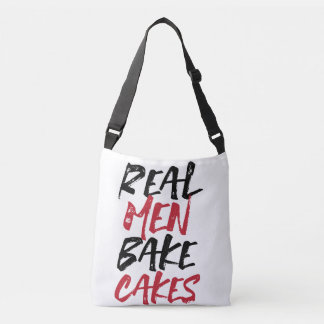 Sac Ajustable Les vrais hommes font des gâteaux cuire au four