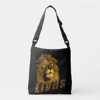 Sac Ajustable Logo d'image de lion et de lions,