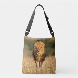 Sac Ajustable Marche masculine de lion