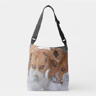 Sac Ajustable Milou flaire des beagles