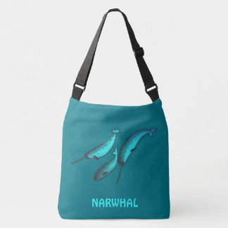 Sac Ajustable Narwhals