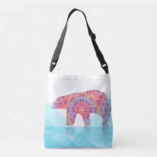 Sac Ajustable Ours blanc