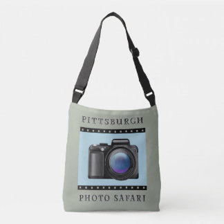 Sac Ajustable Safari Fourre-tout de photo de Pittsburgh