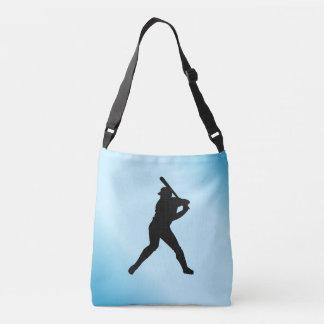 Sac Ajustable Sports de bleu de pâte lisse de base-ball