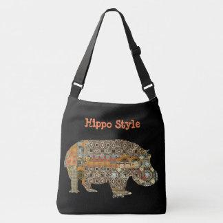 Sac Ajustable Style d'hippopotame