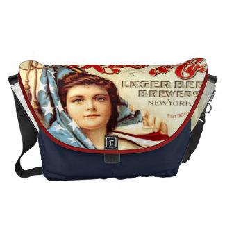 sac américain vintage mignon Américain cru Besaces