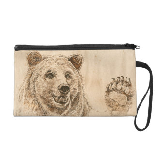 Sac amical d'ours dragonnes