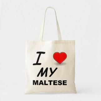 Sac amour maltais