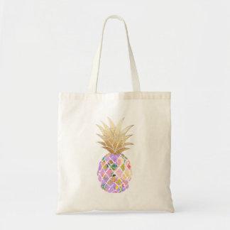 Sac Ananas de PixDezines Aloha+Or de Faux