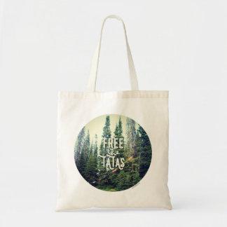 Sac Aucuns soutiens-gorge permis dans la forêt
