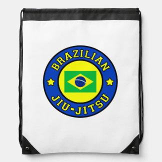 Sac Avec Cordons Brésilien Jiu Jitsu