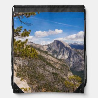 Sac Avec Cordons Demi de paysage de dôme, la Californie