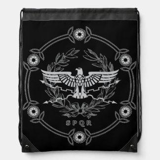 Sac Avec Cordons Emblème d'empire romain