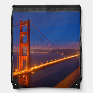 Sac Avec Cordons Golden gate bridge, la Californie