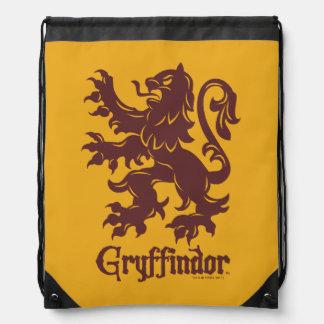Sac Avec Cordons Graphique de lion de Harry Potter   Gryffindor