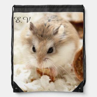 Sac Avec Cordons Hammyville - hamster mignon