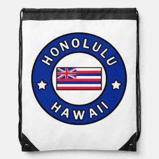 Sac Avec Cordons Honolulu Hawaï