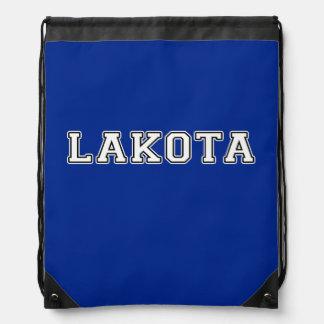 Sac Avec Cordons Lakota
