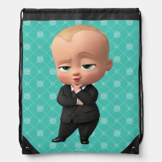 Sac Avec Cordons Le bébé de patron | je suis le patron !