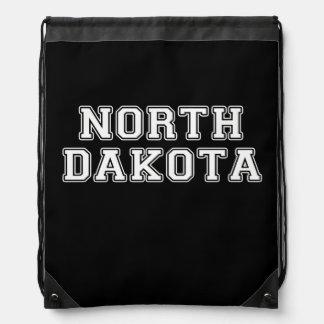 Sac Avec Cordons Le Dakota du Nord