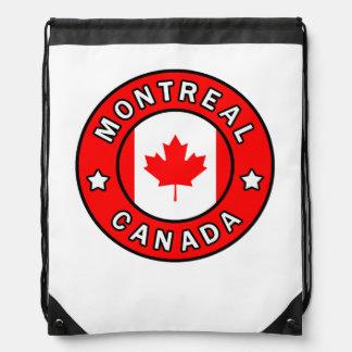 Sac Avec Cordons Montréal Canada