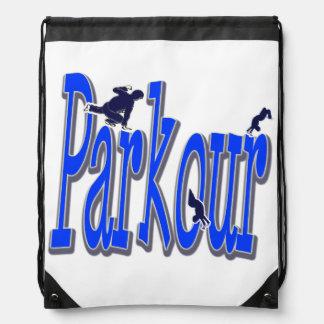 Sac Avec Cordons Parkour