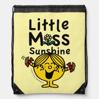 Sac Avec Cordons Petite petite Mlle Sunshine Laughs de la Mlle |