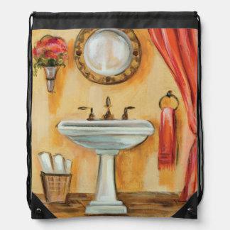 Sac Avec Cordons Salle de bains contemporaine confortable