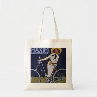 Sac bicyclette vintage