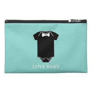 Sac bleu d'accessoire de bébé de garçon de BÉBÉ et Trousse À Accessoires De Voyage