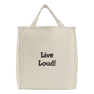 Sac Brodé LiveLoud !