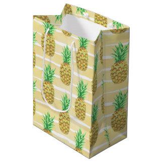 Sac Cadeau Moyen Ananas