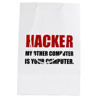 Sac Cadeau Moyen Pirate informatique l'autre votre ordinateur