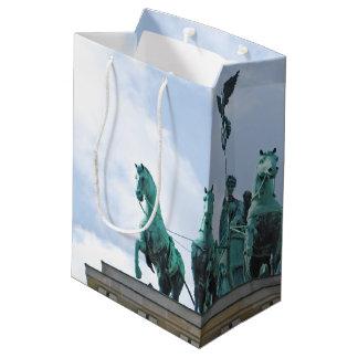 Sac Cadeau Moyen Porte de Brandebourg - Massif de roche de