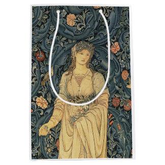 Sac Cadeau Moyen William Morris antique Flora