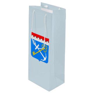 Sac Cadeau Pour Bouteille Manteau des bras de l'oblast de Léningrad