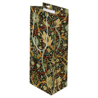 Sac Cadeau Pour Bouteille Tapis vintage de William Morris Bullerswood