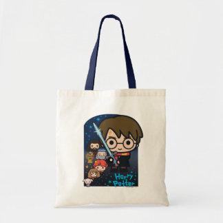 Sac Chambre de Harry Potter de bande dessinée des