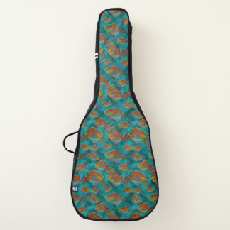 Sac chanceux de guitare acoustique de pêche