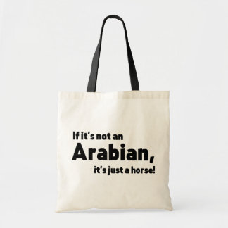 Sac Cheval Arabe